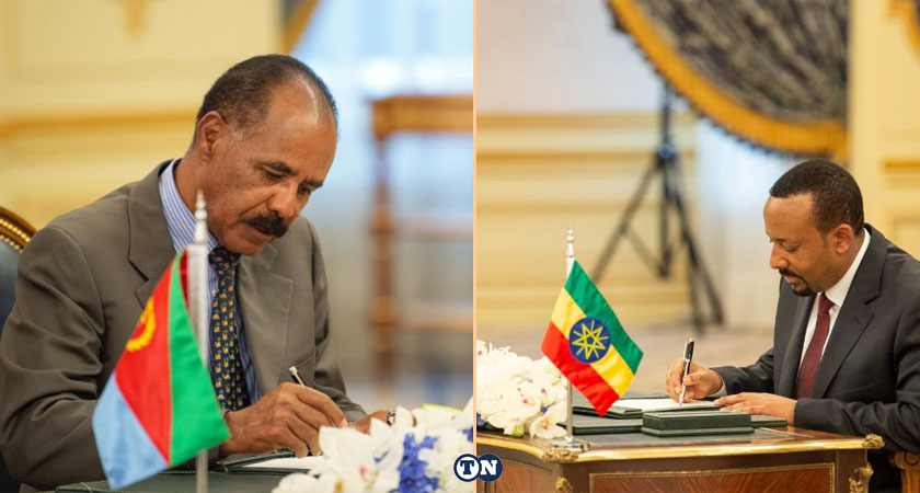 Ethiopia, Eritrea Leaders to Sign Key Cooperation Agreement