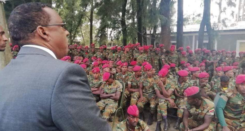 PM Abiy Reaches 'Tentative Deal' with Soldiers Demanding Pay Rise