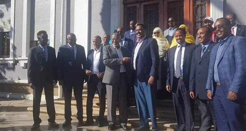 Ethiopia and the ONLF signed a historic peace agreement