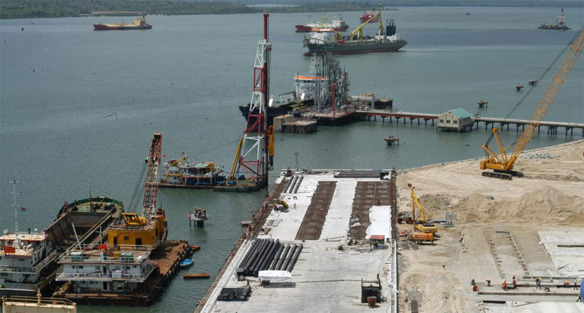 Lamu Port South Sudan Ethiopia Transport corridor project (LAPSSET) greater uncertainty