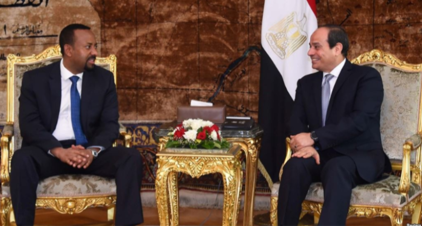 Egypt Wants Ethiopia's Dam Not Used for Political Purpose