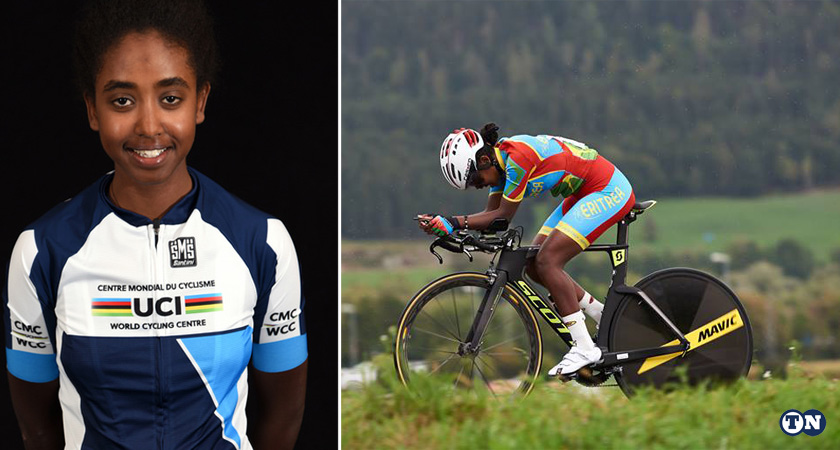 (Interview) // Desiet Kidane, Eritrea's Next Female Cycling Star