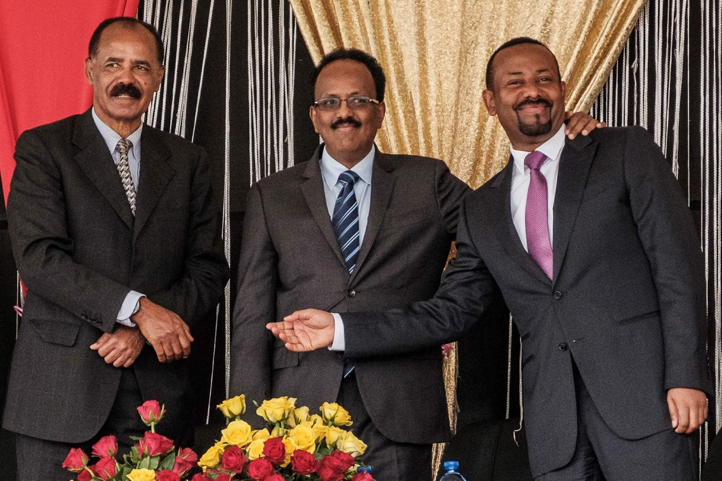 President Isaias proposes a regional bloc to balance the rising influence of Gulf states on Red Sea region, writes Prof. Harry Verhoeven