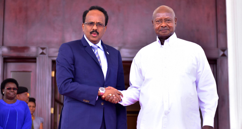 President Museveni commends the Tripartite Agreement between Somalia, Ethiopia and Eritrea