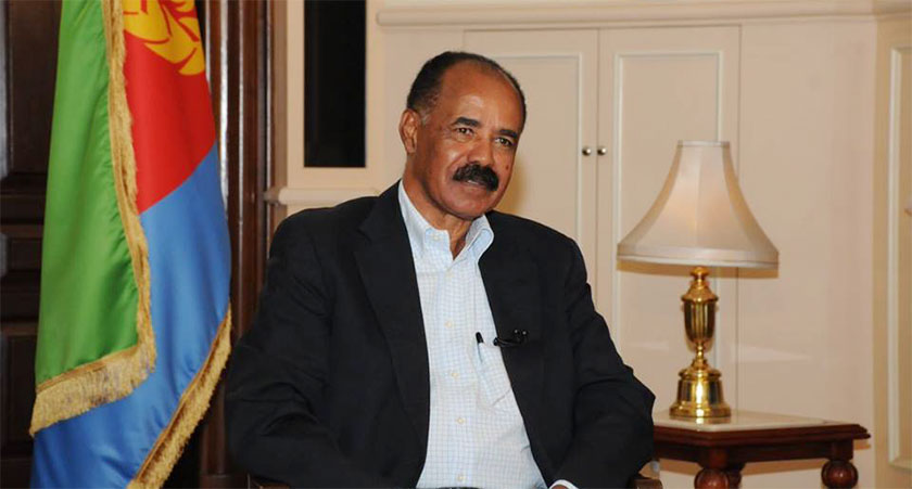 Season's Greetings from President Isaias Afwerki to the Eritrean People.