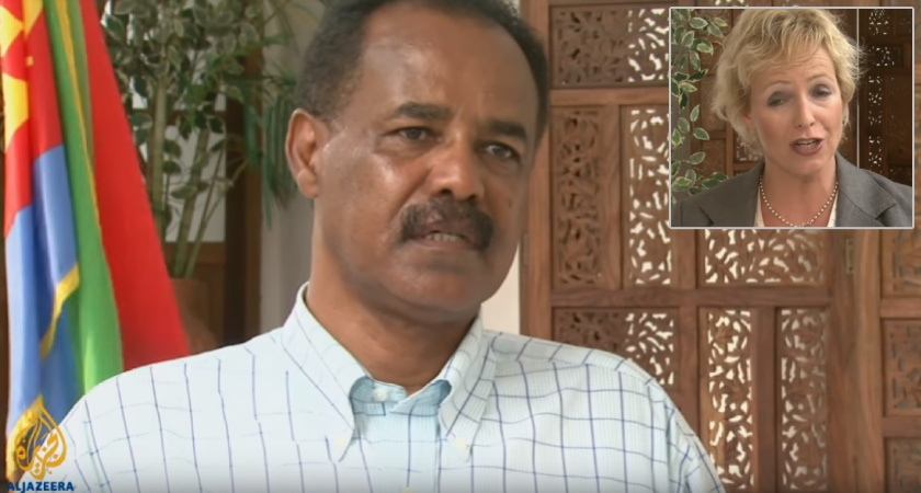 It's time to recall that stupid interview Ms Jane Dutton conducts with President Isaias