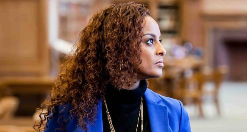 Semhar Araia is an Eritrean American social activist, professor and international lawyer. She is the founder and Executive Director of DAWN – the Diaspora African Women's Network.