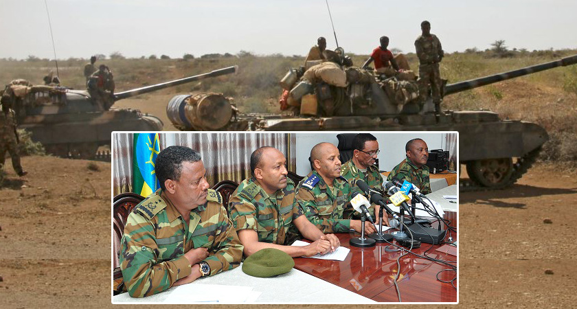 Ethiopia starts moving troops away from the border with Eritrea amid peace