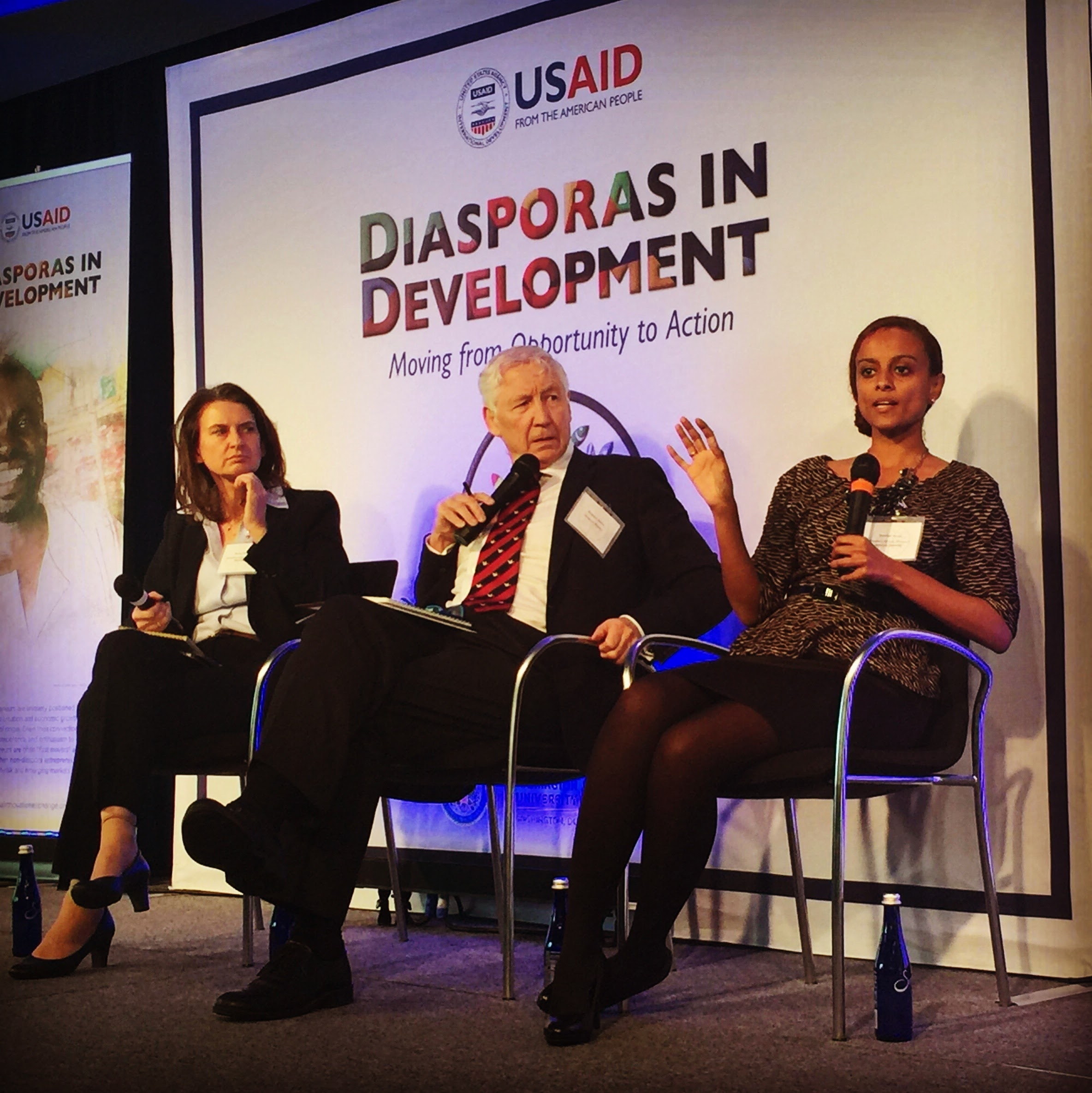 Diaspora in Development