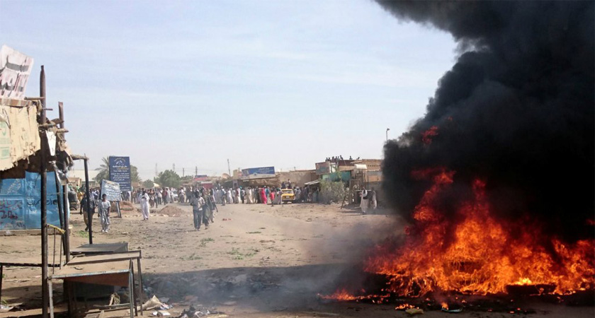 Sudan's Price Protests Turn Deadly