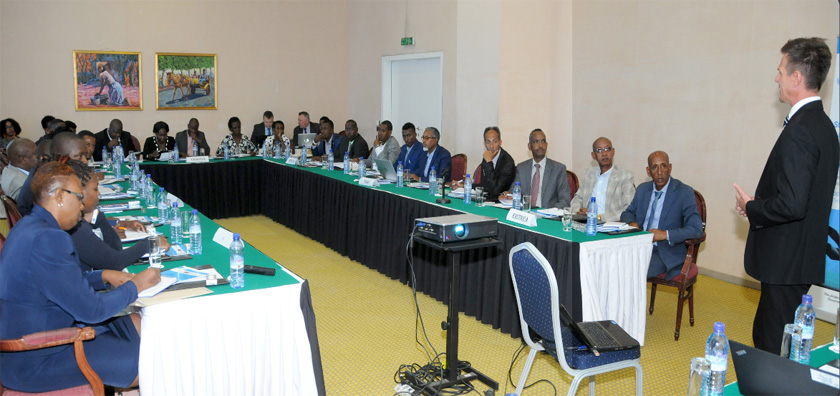 UNODC workshop aimed at strengthening International and Regional Police Cooperation in Eastern Africa