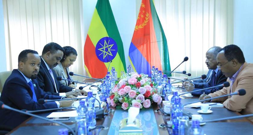 Eritrea, Ethiopia Held Ministerial Consultation