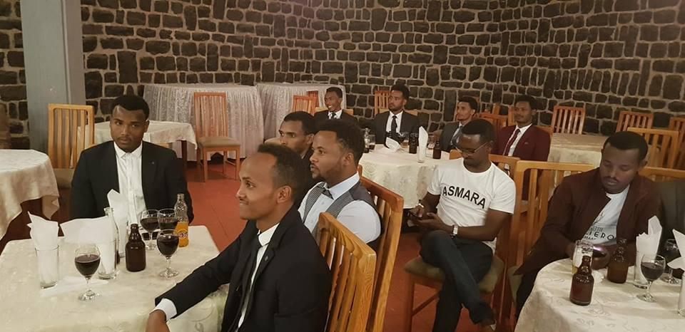 Ethiopian doctors in Asmara