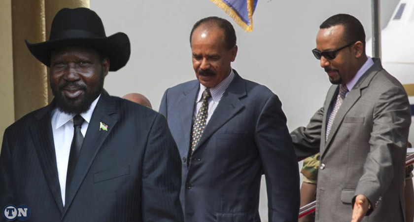 President Isaias and PM Abiy to visit South Sudan