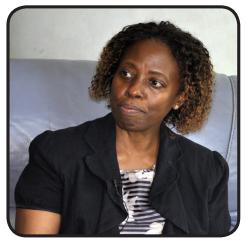 Dr. Josephine Namboze, WHO Representative for Eritrea