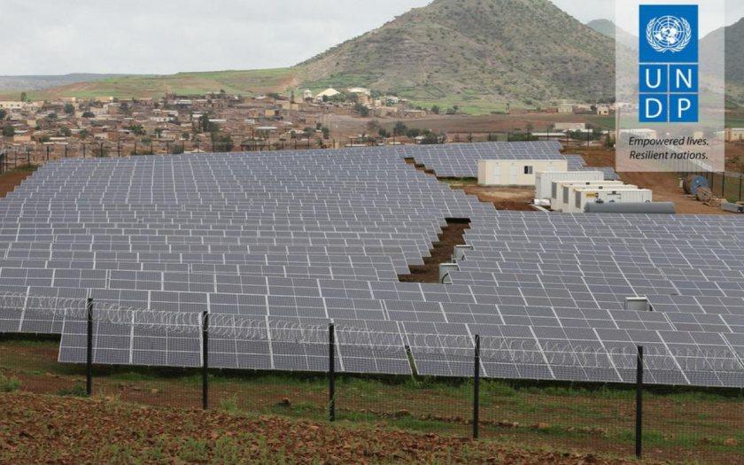 Areza – Maidma Solar powered mini-grids project