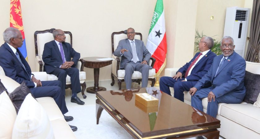 Eritrea Begins Engagement with Somaliland