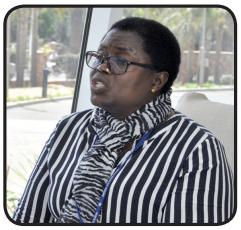Dr. Shaya Ibrahim Asindua, Deputy Representative of UNICEF