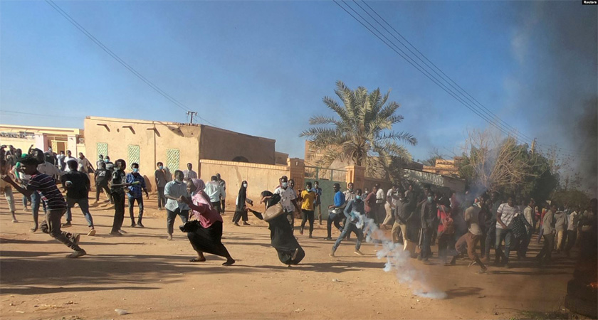 Sudan Parliament Shortens State of Emergency to Six Months