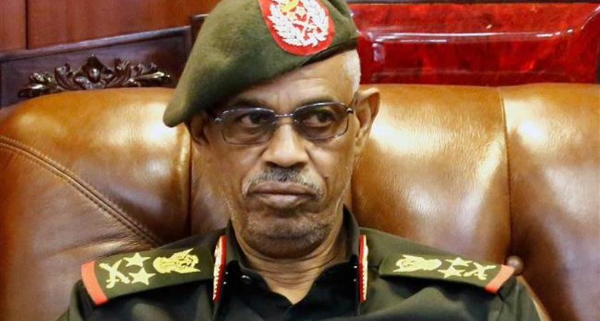 Sudan Coup Leader General Awad Ibn Auf Resigns