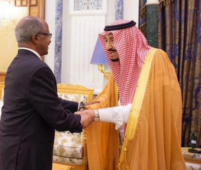 Eritrea - Saudi relation at all time high