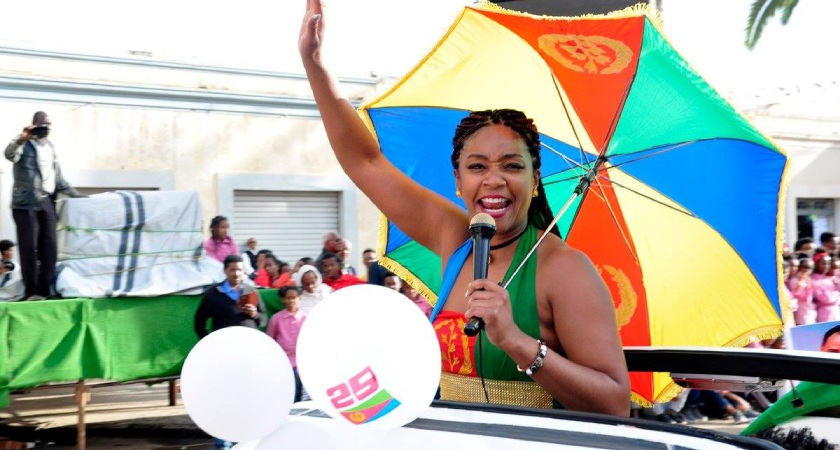 "Tiffanny Haddish: ""The World Needs to Know How Amazing Eritrea Is"""