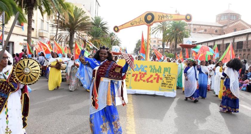 Rise of An Auspicious Eritrea at the 28th