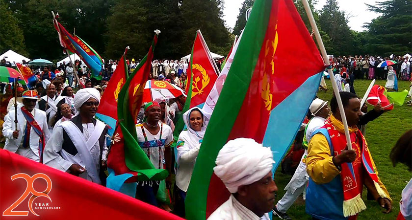 Eritrea is Turning 28 – Give a Shout Out