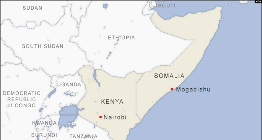 Dispute Over Oil Deposits Raises Somalia-Kenya Tension