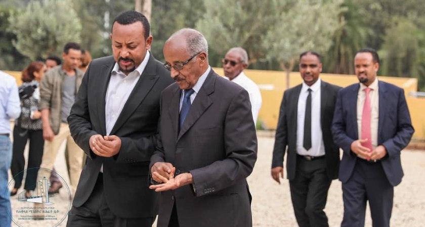 Eritrea accused the TPLF of obstructing regional peace and stability.