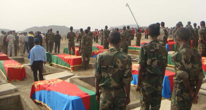 Martyrs Day, A Day that Strengthens the Connective Tissue of the Eritrean People