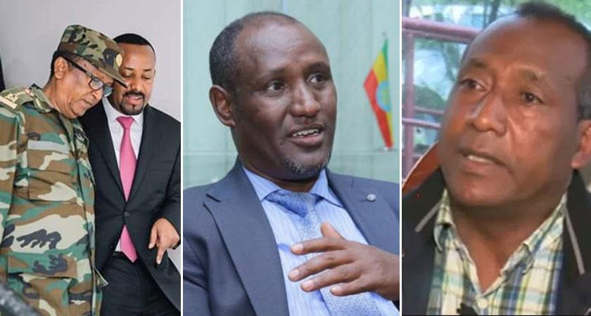 Amhara Region Coup Failed, Army Chief Killed