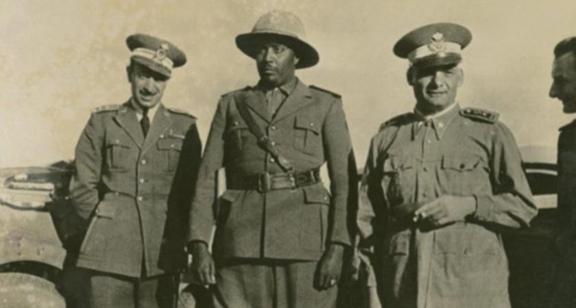 Haile Selassie Gugsa traitor or banda