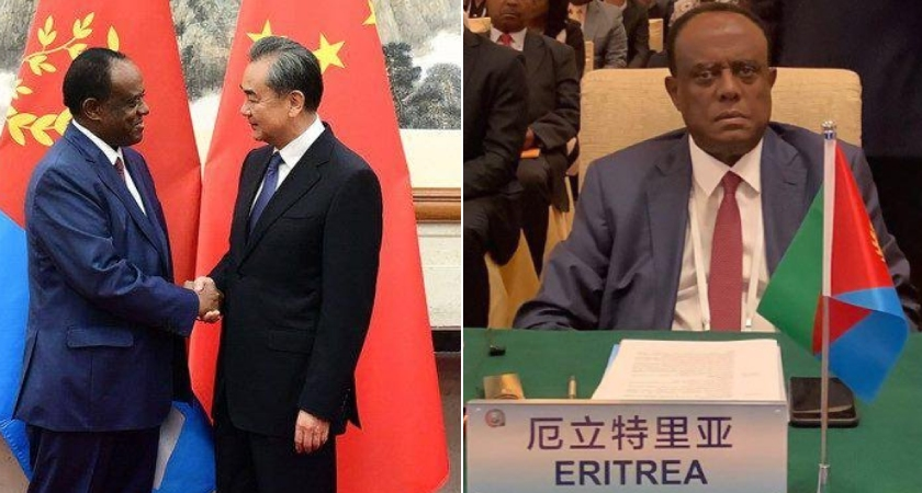 China, Eritrea to Develop Cooperation in Construction, Health and Oil Exploration Sectors