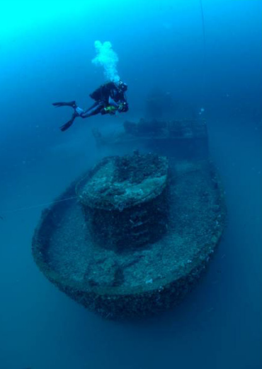 The Second World War was another reason for the existence of various shipwrecks in Eritrea.
