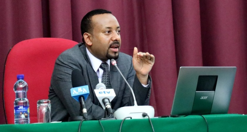 PM Abiy Defends Response to Ethnic Clashes