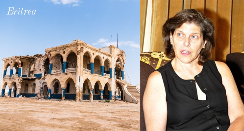 Carol Pineau says, 'In Eritrea, the Experts on Eritrea are Eritreans'