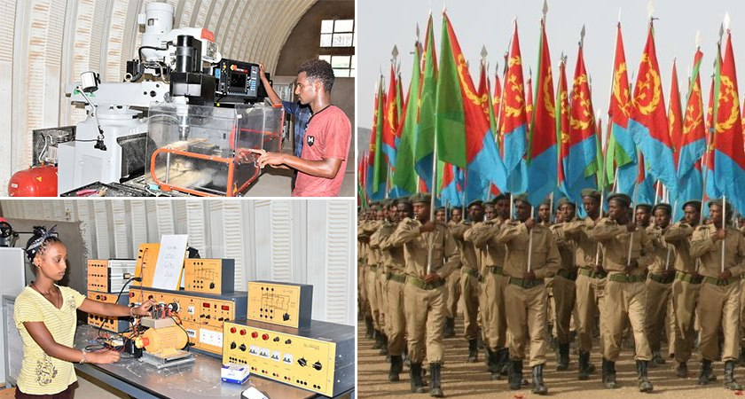 Eritrea's National Service: A National Rite of Passage