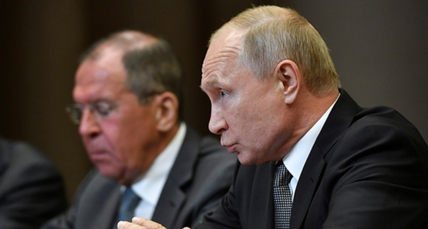 Putin Gives Order to Lift Eritrea Sanctions