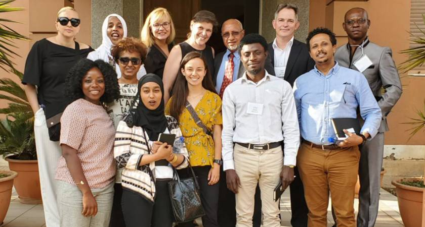 Students Discover African-led Development in Mason's First Trip to Eritrea