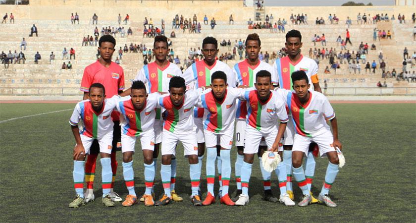 CECAFA U15: Team Eritrea