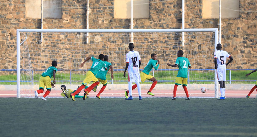 Ethiopia earns a hard-fought draw against South Sudan.