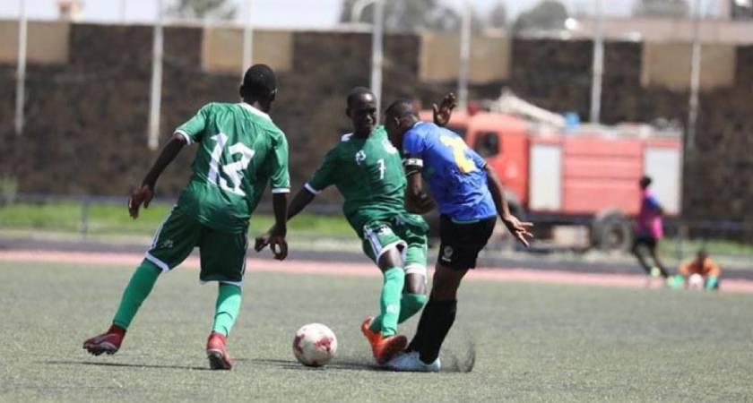 Tanzania vs South Sudan game