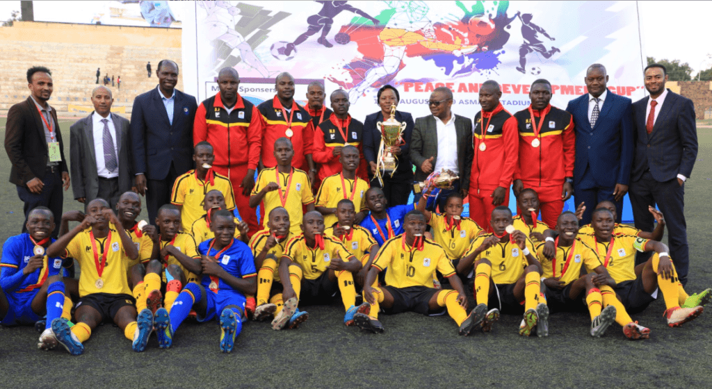 Uganda clinches first edition of CECAFA U-15 Challenge Cup