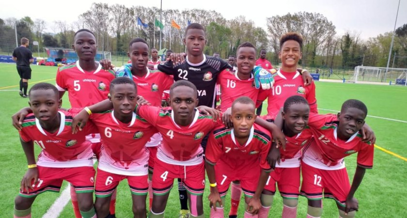 CECAFA U-15 tournament is to develop talents at the grassroots level