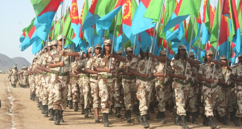 National Service in Eritrea: Synopsis of Underlying Rationale and Past Trajectory