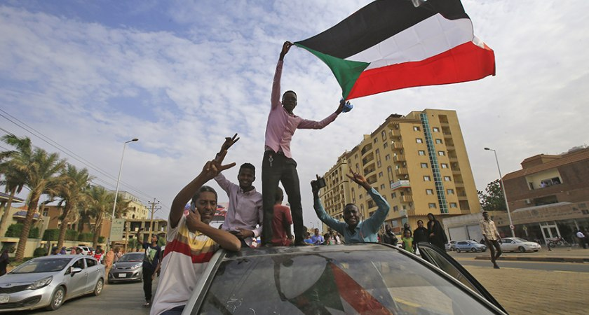 Sudan's Military Council, Opposition Alliance Fully Agree on Constitutional Declaration