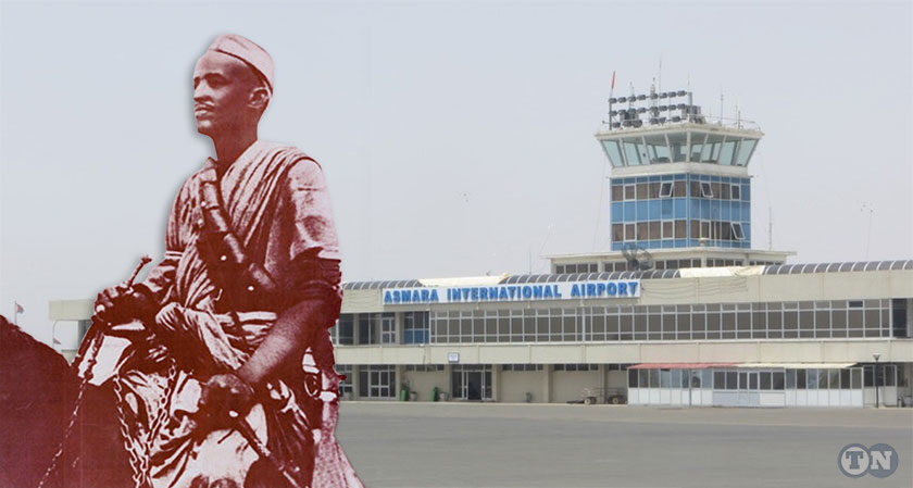 Asmara Hamid Idris Awate International Airport
