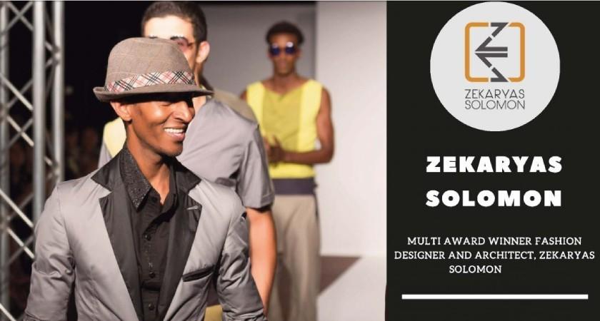 Fashion as an Expression of One's Identity: Designer Zekaryas Solomon