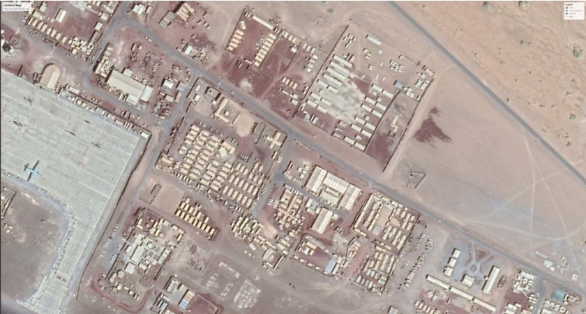 UAE Assab military base